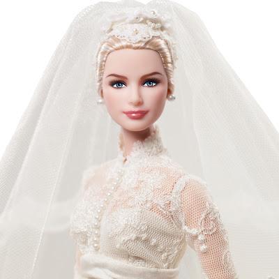 5 Grace Kelly: Barbie Noiva