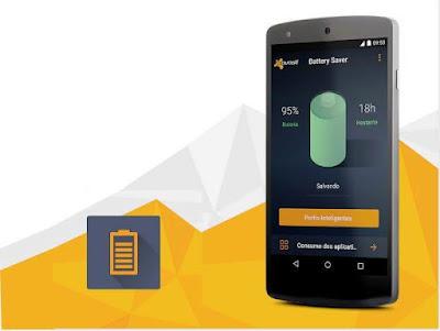 Avast Battery Saver é primeiro app inteligente de bateria para dispositivos Android, que aumenta sua vida útil, em média, por 7 horas