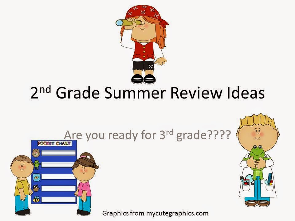 http://www.teacherspayteachers.com/Product/Summer-Review-Activity-Packet-for-Second-Grade-1231362