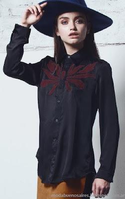 Camisas invierno 2013 Drole indumentaria