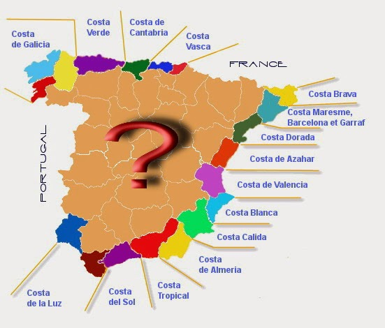Où s'installer en Espagne ?