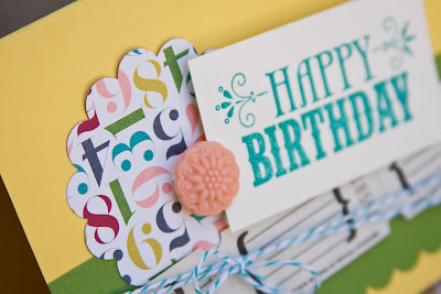 Introducing 5 Supply Fix: Birthday Card & Gift Bag