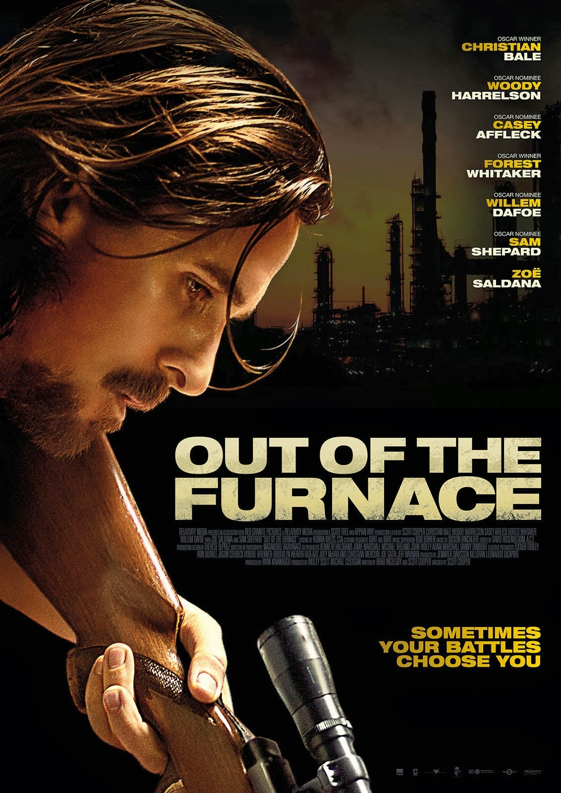 Out of This Furnace Summary & Study Guide