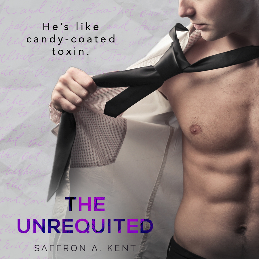 The Unrequited Cover Reveal