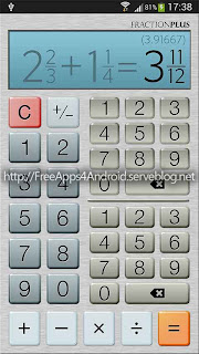 Fraction Calculator Plus Free Apps 4 Android