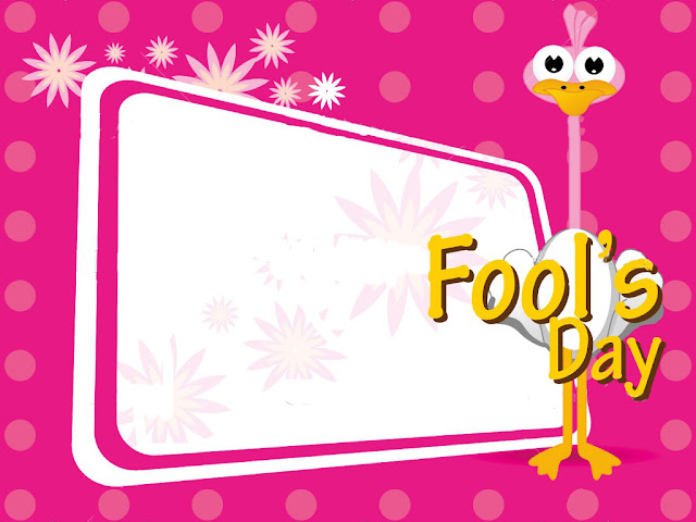 Free Download April Fools' Day PowerPoint Background 1