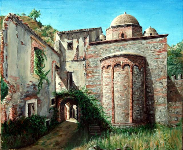 di Pietro Bitto - Pittura olio su tela - Premio Celeste 2010