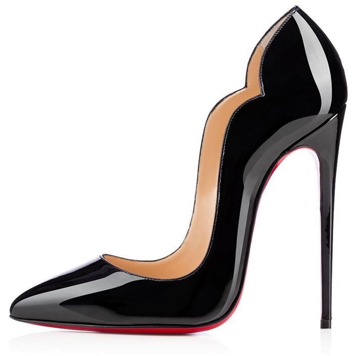 chaussure louboutin talon 6 cm