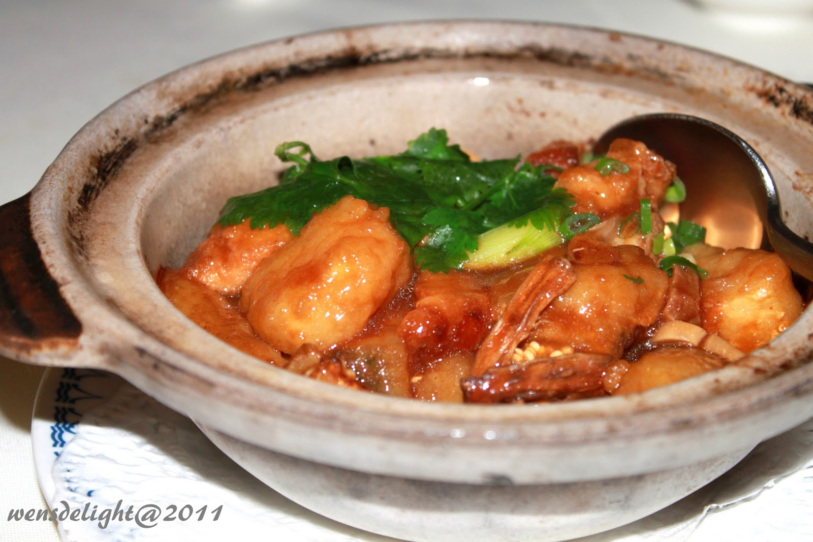 Wen's Delight: Si Chuan Dou Hua Restaurant (Parkroyal on Kitchener ...
