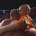 Sting e John Cena felicitam Kiara Grindrod depois do Raw sair do ar