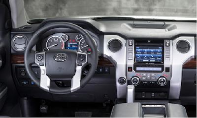 2014 Toyota Tacoma Interior