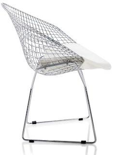 sillon metalico, sillon cromado, sillon moderno, silla metal, mesas sillas modernas, comedor moderno