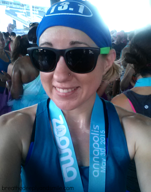 zooma-annapolis-womens-half-marathon-2015-post-race-sweat