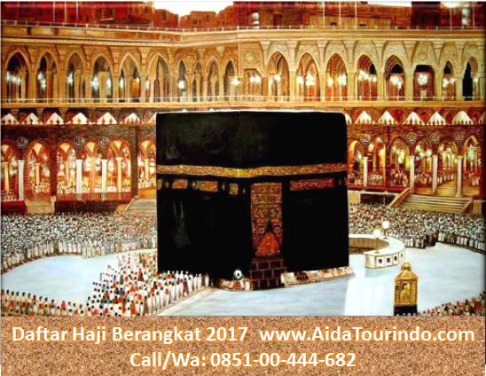 daftar haji berangkat 2017