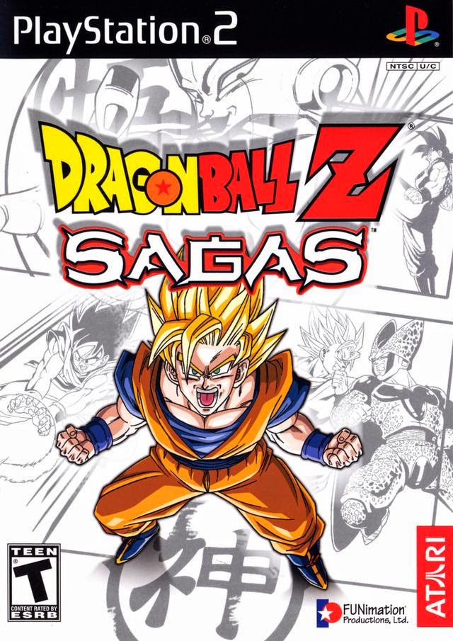 Dragon Ball Z : SAGAS PS2