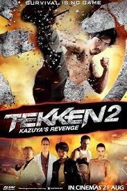 Assistir Filme - Tekken: A Man Called X 2014