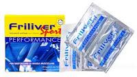 Friliver Sport free sample