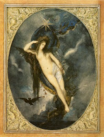 Gustave Moreau - Night