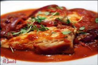 5 طريقة عمل سمك الفيليه بصلصة الطماطم