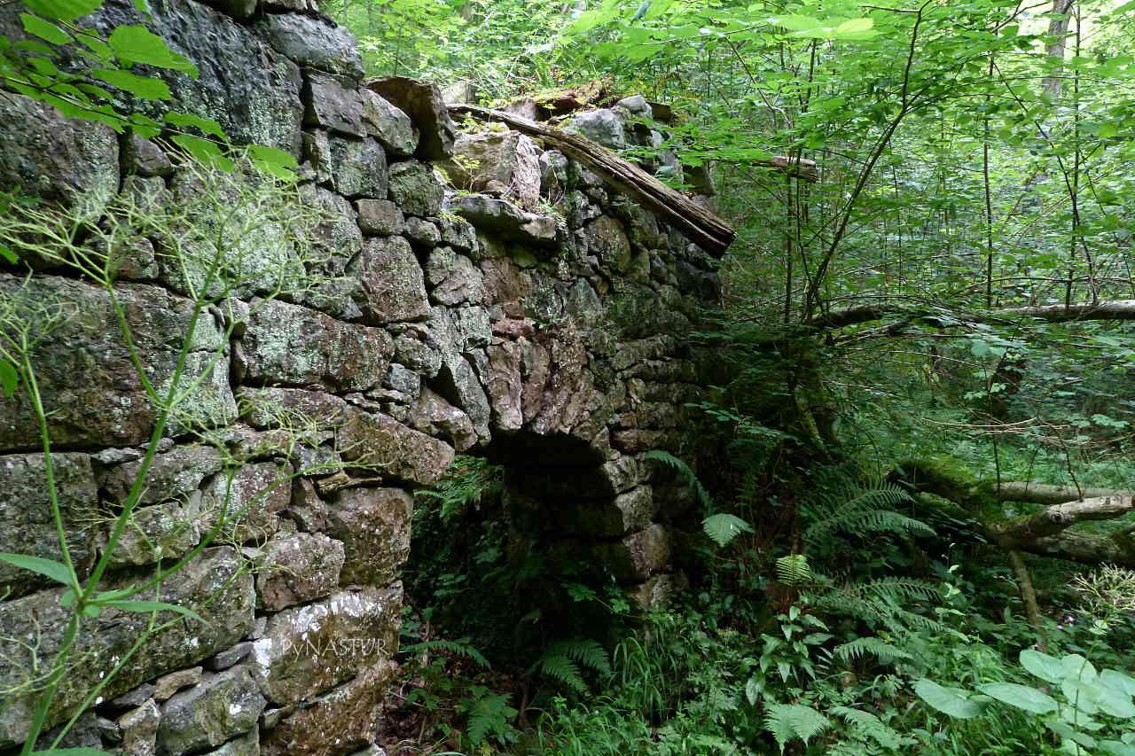 Molino en la Ruta de Las Xanas - Asturias