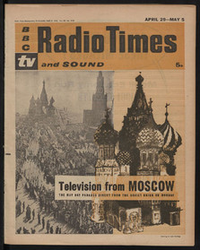 Remember when the Radio Times looked like this?