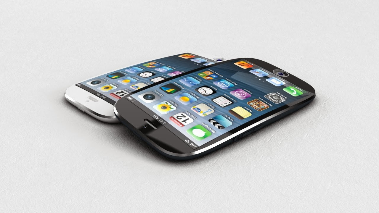 Apple also adopt a curved screen for iPhone 6. This would also be larger than the current iPhone with a screen between 4.7 and 5.5 inches.