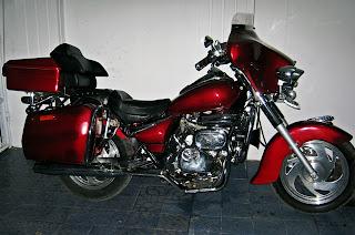 Judul  Jual Motor Besar Ruby Modif Harley Davidson