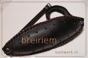 Brei riem / Knittingbelt