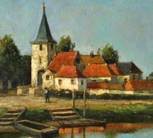 Jacques Witjens- Exposición de Pinturas