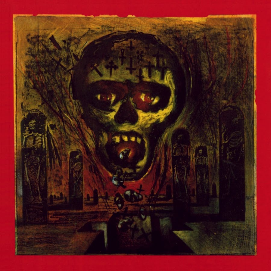 Abyss Bands: The Metal Morgue: Slayer