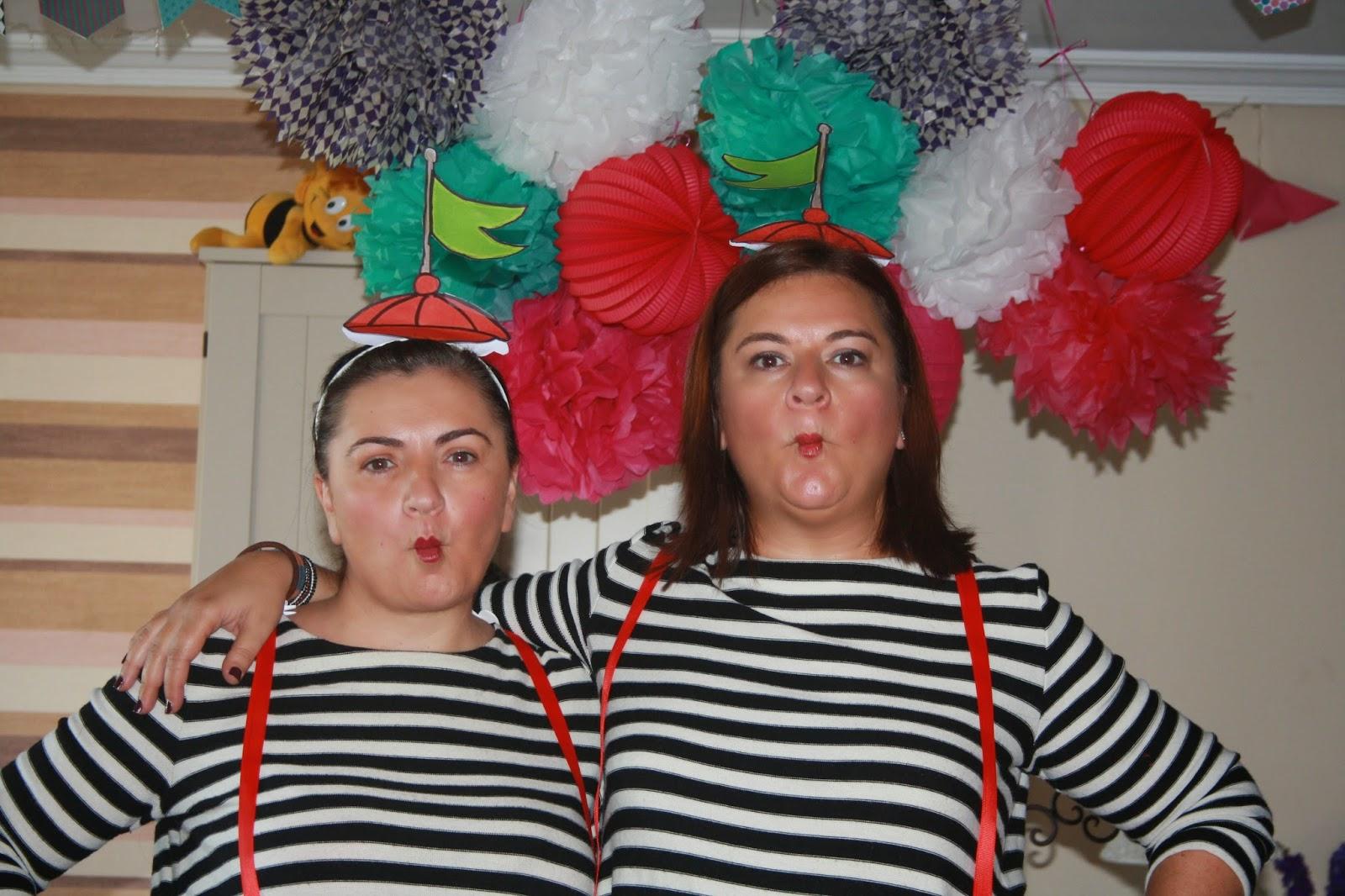 Una princesa pirata ale in wonderland - Disfraces para gemelos ...