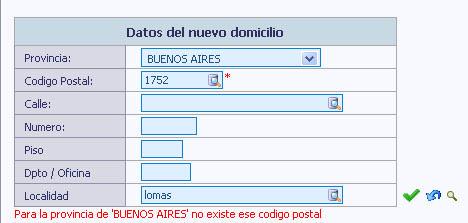 Codigos Postales Argentina Mi Simplificaci 243 N Ii Y Los