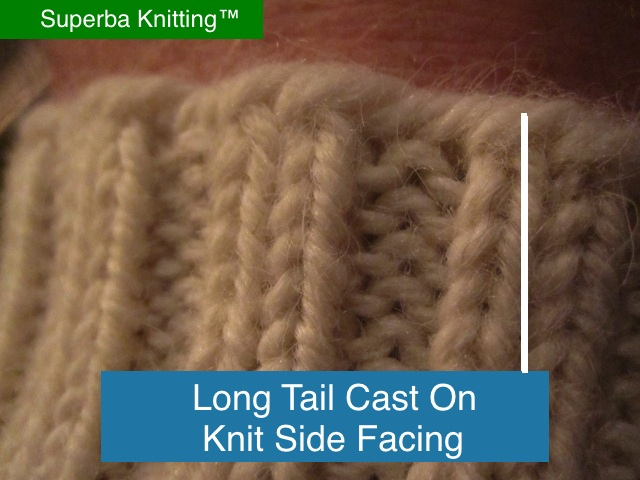 Superba Knitting : Review Of Cast On Methods For Home Knitting Machines. ?Pat...