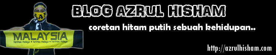Azrul Hisham - My Real Life