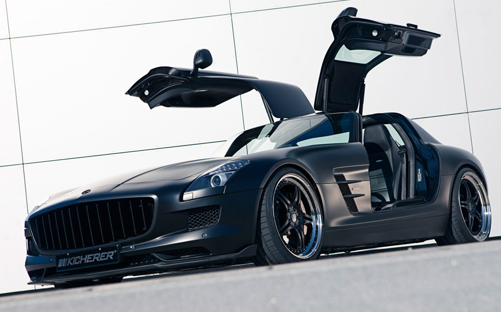 Passion For Luxury Kicherer Mercedes Benz Sls Amg
