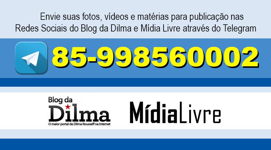 Nosso Telegram - 85-998560002
