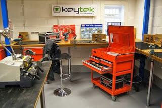Locksmith training facilities at the Keytek 24hr Locksmith Training Academy