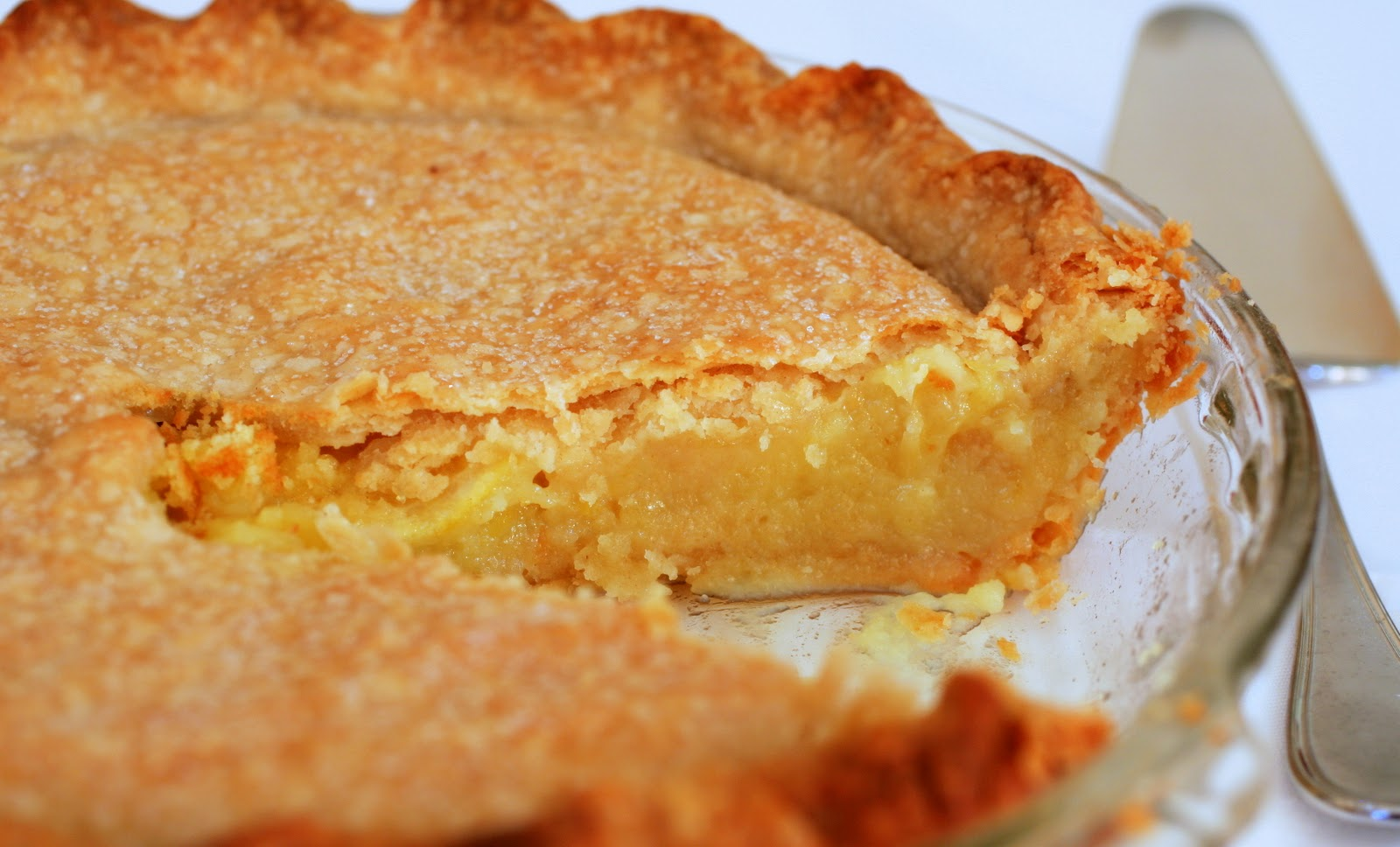 Tish Boyle Sweet Dreams: Ohio Shaker Lemon Pie