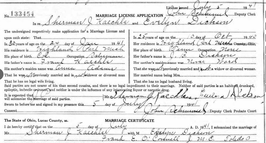 Marriage License In Washington State Snohomish County Eviction
