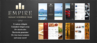 Empire Wordpress Theme