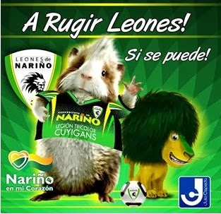 LEONES DE NARIÑO