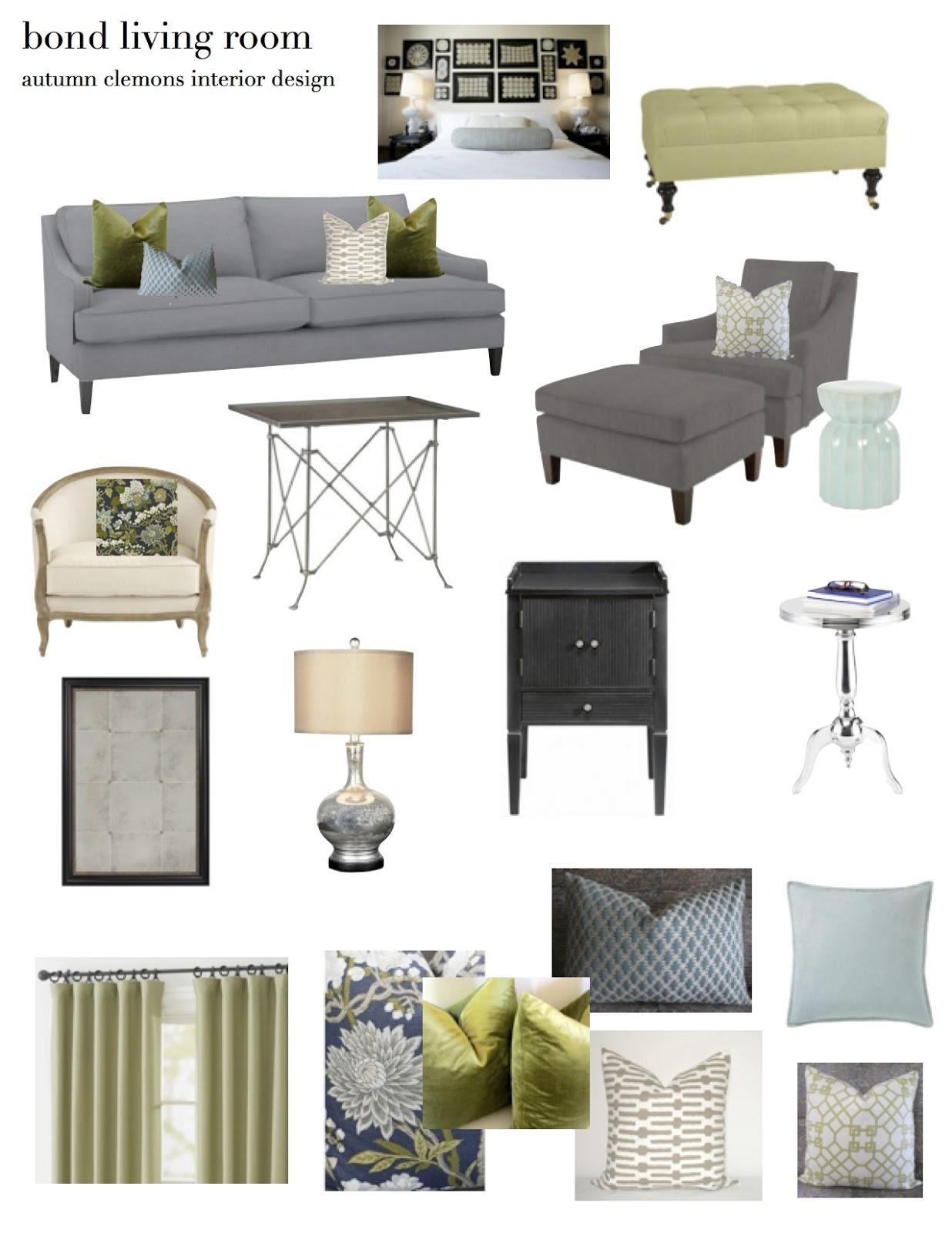 design dump: before + after: formal living room dining room ...