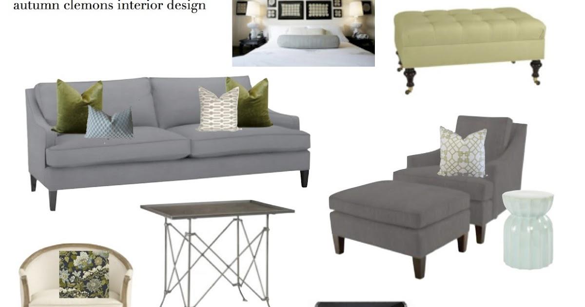 Design Dump: Before + After: Formal Living Room Dining Room Transformation