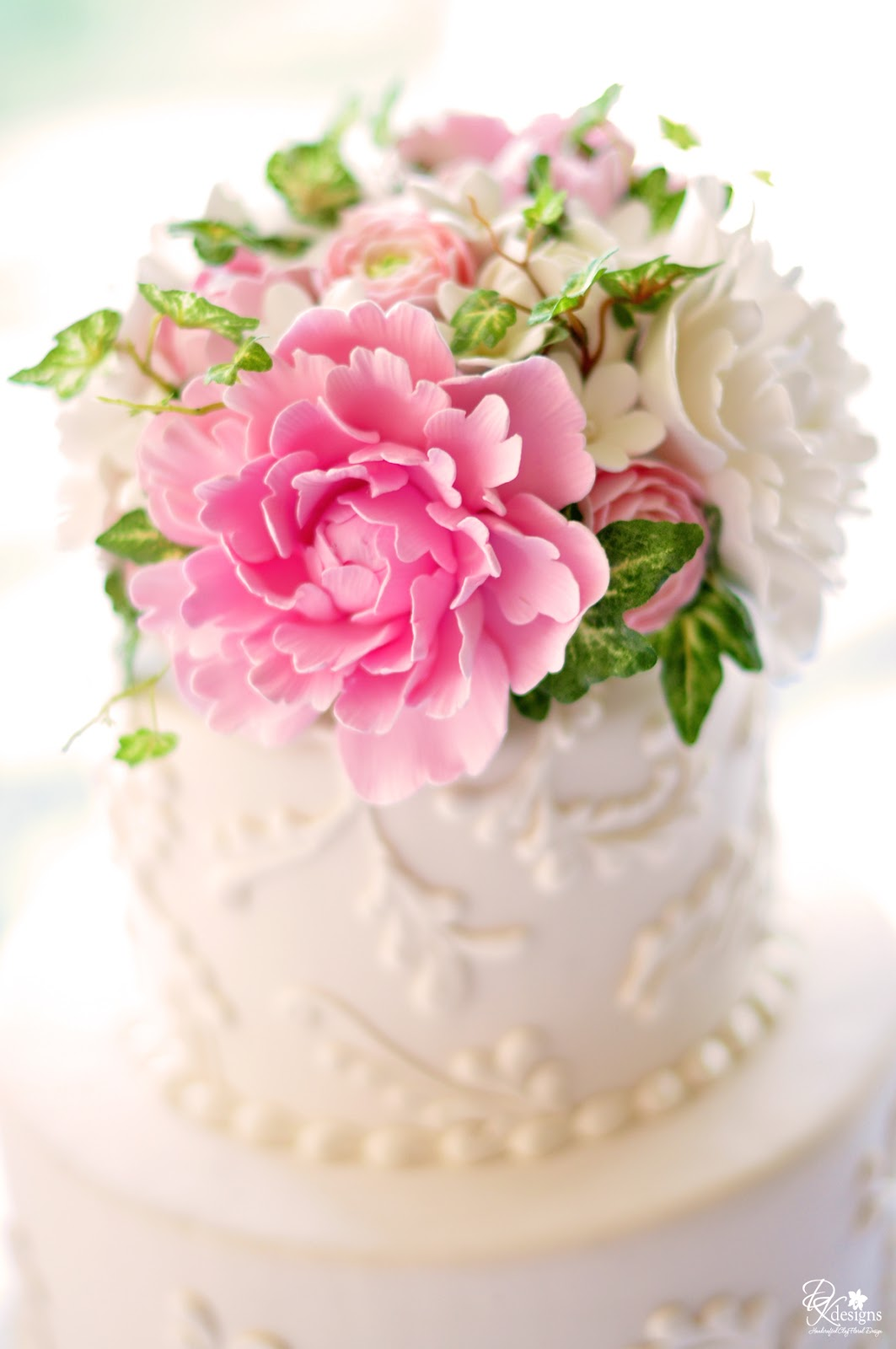 Last Minute Cake Topper.... - DK Designs