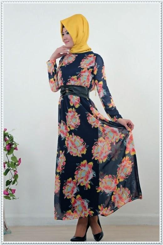Deniz Akdağ 2014 İlkbahar Yaz Elbise Modelleri