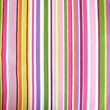 Tela Rayas colores verticales