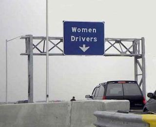 funny pics 'women drivers'