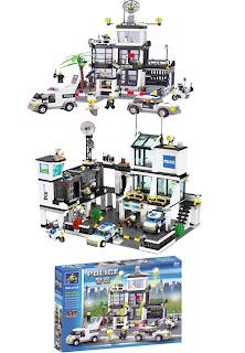 เลโก้ สำนักงานตำรวจ lego 6725