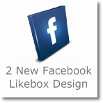 2 Re-Designed Facebook Likebox for Blogger