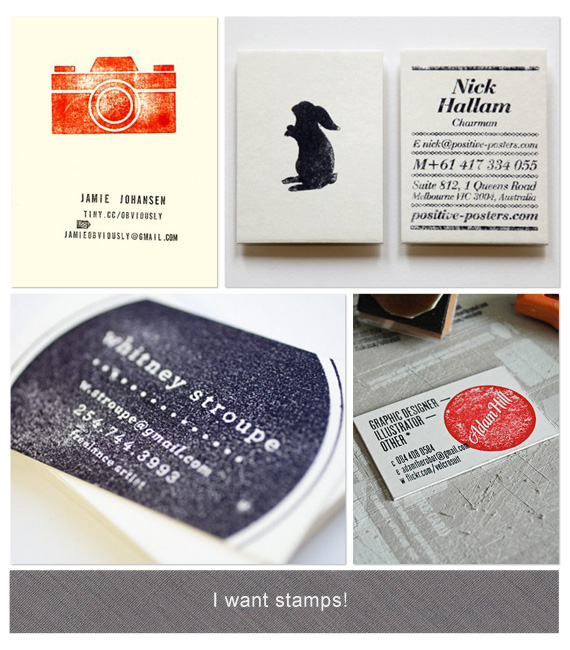 Urban lace stamped business cards for Rubber business cards